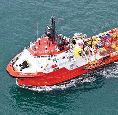 Emergency Response & Rescue Vessels